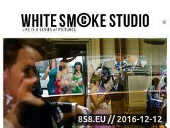 Miniaturka domeny whitesmokestudio.pl