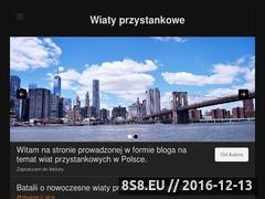 Miniaturka domeny wiaty-przystankowe.eu