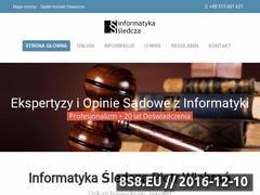 Miniaturka domeny wichran.pl