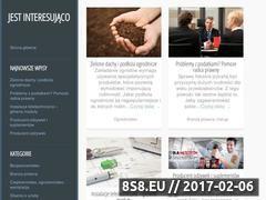 Miniaturka domeny www.wichsun.pl