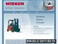 Miniaturka domeny widkon.waw.pl