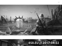 Miniaturka wiedzminskiszlak.pl (Opowiadania, fantastyka, Wiedźmin - recenzje i gry)