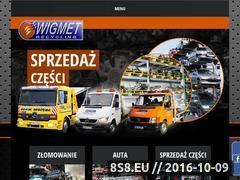 Miniaturka wigmet.pl (Skup aut Wrocław)