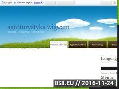 Miniaturka domeny wigwam.agro.pl