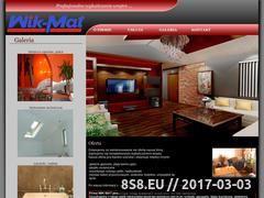 Miniaturka domeny www.wik-mat.pl
