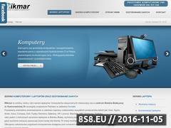 Miniaturka www.wikmar.com.pl (Naprawa laptopów i odzyskiwanie danych)