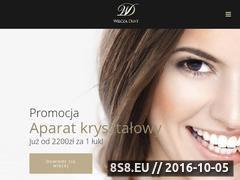 Miniaturka domeny wilcza-dent.pl