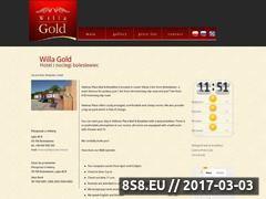 Miniaturka domeny willagold.eu