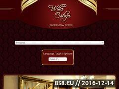 Miniaturka domeny willaostoja.net.pl