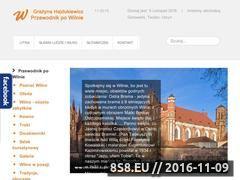 Miniaturka domeny www.wilno.name