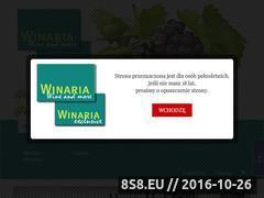 Miniaturka domeny winaria.com