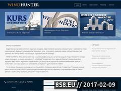 Miniaturka wind-hunter.pl (Kurs żeglarski Gdańsk)