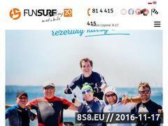 Miniaturka domeny windsurfing.com.pl