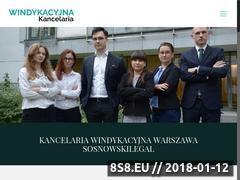 Miniaturka windykacyjnakancelaria.pl (Kancelaria adwokacka Warszawa - windykacja)