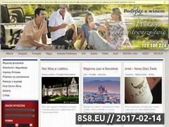 Miniaturka domeny www.wine-service.pl