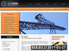 Miniaturka domeny www.wirmel.pl