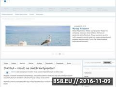 Miniaturka domeny www.wirtualnaturcja.pl