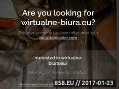 Miniaturka domeny wirtualne-biura.eu
