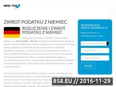 Miniaturka domeny www.wit-mat.pl