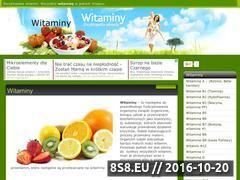 Miniaturka domeny www.witaminy.org.pl