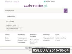 Miniaturka witmedia.pl (Etui na telefony, futerały oraz pokrowce)