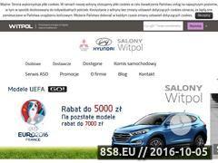 Miniaturka domeny witpol-auto.pl