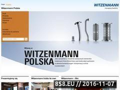 Miniaturka domeny www.witzenmann.com.pl
