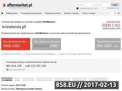 Miniaturka domeny www.wizarussia.pl