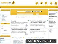 Miniaturka domeny www.wizytowka.eu