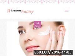 Miniaturka domeny www.wkrainienatury.pl