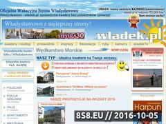 Miniaturka wladek.pl (Apartamenty oraz kwatery - Władysławowo)