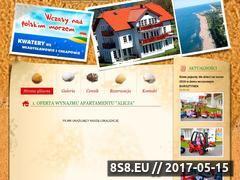 Miniaturka domeny www.wladyslawowo-kwatery.pl