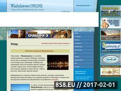 Miniaturka domeny www.wladyslawowo.wla.com.pl