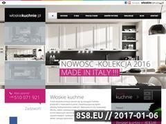Miniaturka domeny www.wloskiekuchnie.pl