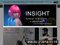 Miniaturka Kosmetyki do włosów marki INSIGHT (wlosomaniacy.pl)