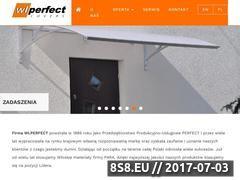 Miniaturka wlperfect.pl (Wiaty Gdańsk)