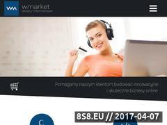Miniaturka domeny wmarket.pl