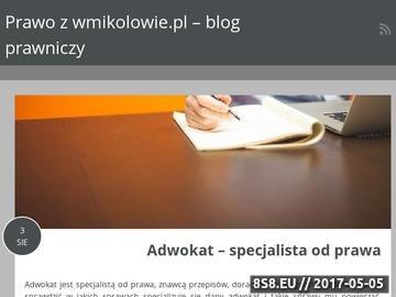 Zrzut strony wMikolowie.pl - portal miejski - Strona Główna