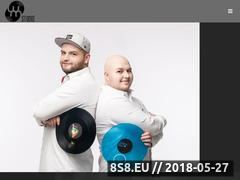 Miniaturka wmstudio.pl (Obsługa wesel oraz oprawa muzyczno-oświetleniowa)