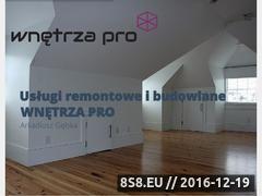 Miniaturka domeny wnetrza-pro.pl