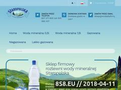 Miniaturka wodadlafirmy.pl (Woda mineralna dla firm)