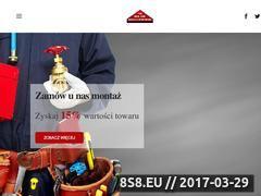 Miniaturka Instalacje wodne i instalacje gazowe (wodnegazowe.pl)