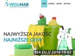 Miniaturka domeny www.wojmargliwice.pl