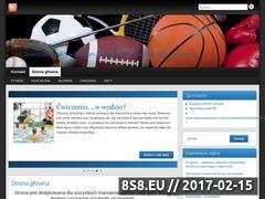 Miniaturka domeny www.wojosport.pl