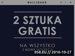 Miniaturka domeny www.wolczanka.com.pl