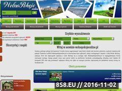 Miniaturka domeny www.wolnepokojeonline.pl