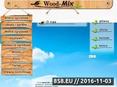 Miniaturka domeny wood-mix.pl