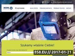 Miniaturka domeny workexpress.pl