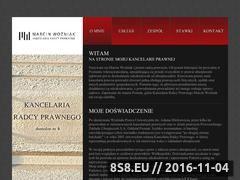 Miniaturka domeny www.wozniak.poznan.pl