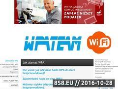 Miniaturka domeny wpateam.cba.pl